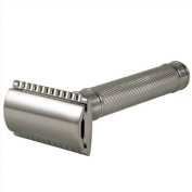 Closed Comb Chrome Plated Metal Razor (R89GRANDE) razor by Muhle
