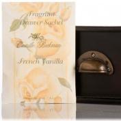 Camille Fragrant Drawer Sachet - French Vanilla