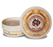 Beauty Aura 'Ultra-Rich Cocoa Shea' Body Scrub, 196 gm