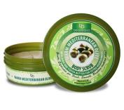 Beauty Aura 'Warm Mediterranean Olive' Body Scrub, 196 gm