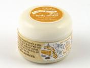 Slippery Slope Shea Body Butter Skin Care Fair Trade Orange and Ginger 120ml