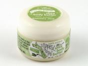 Slippery Slope Shea Body Butter Skin Care Fair Trade Rosemary Mint 120ml