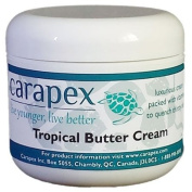 Carapex Tropical Butter Cream, Natural Cocoa and Shea Butter