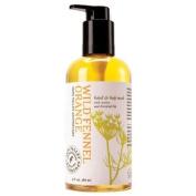 Olivina Hand & Body Wash - Wild Fennel & Orange, 270ml