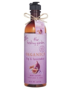 The Healing Garden Organics Body Lotion Fig and Lavender 240ml