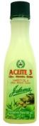 Jaloma Sweet Oil 3 / Olive Almond Castor 60ml / Aceite Olivo Almendra Ricino