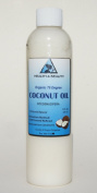 Coconut Oil 76 Degree 100% Pure Organic Carrier Cold Pressed 240ml