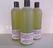 100% Natural Grapeseed Oil-16 Oz
