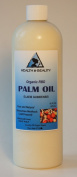 Palm Oil RBD Organic Carrier Cold Pressed Pure 470ml