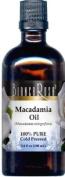 Macadamia Oil - 100% Pure, Cold Pressed - 100ml - ZIN