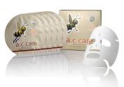 Omar Sharif A.C.Care Bee's Sheet Mask - 5pcs