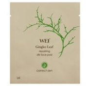 Wei Gingko-Leaf Beauty Treatment Pads for the Face