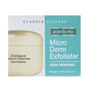 Claudia Stevens Pore Fix Mix Micro Derm Exfoliater Skin Renewal Facial Treatment Products