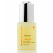 Serious Skin Care 30ml Serious-C C Power Enzymatic Facial Beauty Treatment