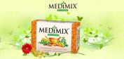New Medimix Soap with Sandal and Eladi oils, effective for skin blemishes