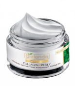 Celebrity Collections Collagen & Pearls Luxurious Actively Wrinkle-Filling Day Cream SPF10