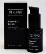 Revision Serum, Vitamin K, 0.5 Fluid Ounce
