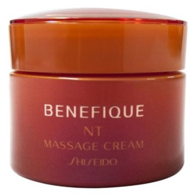 Shiseido Benefique Massage Cream- 80ml