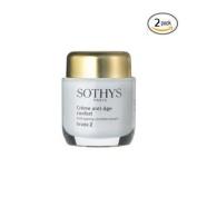 Sothys Creme Anti-age Grade 2 (Anti-ageing Cream) Pack of 2 X 50ml