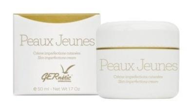 GERne'tic PEAUX JEUNES Cream for cutaneous imperfections 50ml