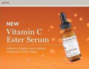 Perricone MD Vitamin C Ester Serum Multi-Tasking Brightening Day Serum, Full Size, NEW!