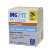 MG217 Medicated Tar Ointment, Psoriasis Treatment, Intensive Strength, 110ml