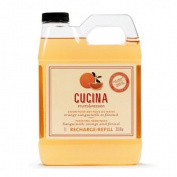Cucina Purifying Hand Wash Refill, Sanguinelli Orange & Fennel, by Fruits & Passion