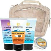 Beyond Coastal Large Natural Travel Kit