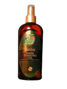 Aloe Gator Dark Tanning Oil with Aloe Vera, Cocoa Butter