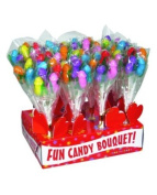 Candy Penis Bouquet - Display of 12