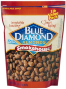 Blue Diamond Almonds Smokehouse, 470ml Bag