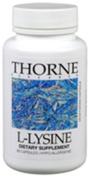Thorne Research - L-Lysine (500mg) - 60ct