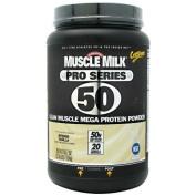 CytoSport Muscle Milk Pro Series 50 Powder Intense Vanilla -- 2.54 lbs