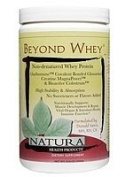 Natura Health Products Beyond Whey - 300 Grammes Powder