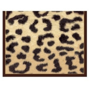 Zanzibar Leopard Mini Gift Enclosure Cards with Envelopes, 4/pkg.