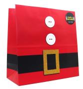 Hallmark's Red Santa Belly Gift Bag | SBZ 200