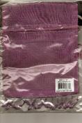 Bag-It 13cm x 18cm Beaded Organdy Gift Bag Lavender