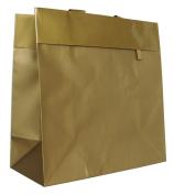 Chirstmas Gold 10.5 X 27cm X 13cm Elegant Gift Bag | XGB 9718