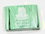 Metallic 7.6cm 1000 pcs Bag Twist Ties For Cello Bags Lollipop Candy Cakepop