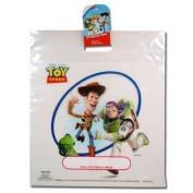 Disney Pixar TOY STORY Woody & Buzz Lightyear CLEAR Zip-Lock STORAGE BAG or Gift Bag