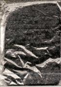 Bag-It 13cm x 18cm Fringed Cloth Gift Bag Black