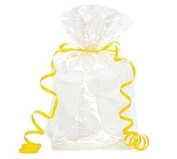 Cello Bags Clear Large - Pack of 20