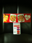 KISSES Combo Gift Pack- Boo Boo Kisses Bandaids & Made With Love Sandwich Bags