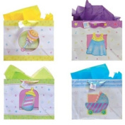 """Baby Characters"" Superwide Gift Bags"