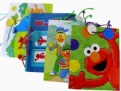 Assorted Sesame Street Gift Bags - Birthday Gift Bags
