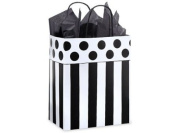 Domino Alley Cub Paper Shopper Gift Bag - Pack of 10