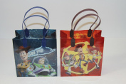 12PC DISNEY TOY STORY GOODIE BAGS PARTY favour BAGS GIFT BAGS