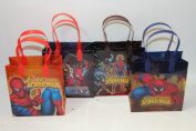 12PC SPIDERMAN GOODIE BAGS PARTY favour BAGS GIFT BAGS