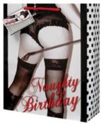 USA Wholesaler- 26213357-Naughty Birthday Gift Bag