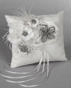 Genevieve Ring Bearer Pillow